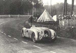 Bugatti #2, vencedor en 1937