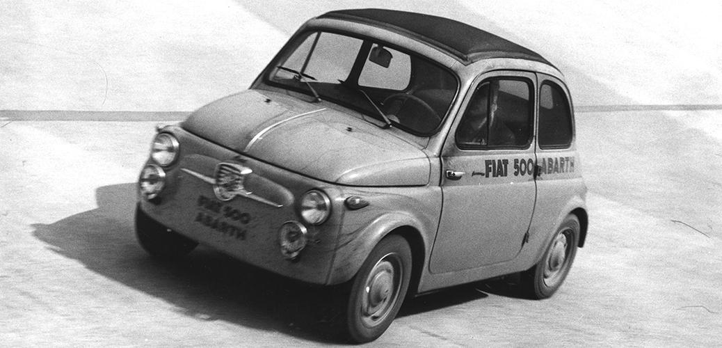 FIAT 500 Abarth, Foto: Abarth