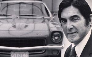 Biografía John DeLorean. Chevy Nova