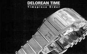 Biografía John DeLorean. DeLorean Time