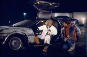 Biografía John DeLorean. Regreso al Futuro, Robert Zemeckis, 1985