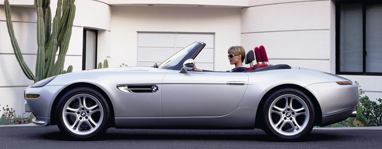 BMW Z8, Foto: BMW