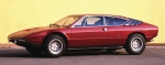 Lamborghini Urraco, 1972-1979