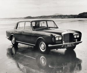 Bentley Motors. Bentley T1, 1966