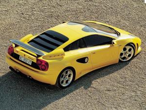 Concept Lamborghini Calá por Italdesign Giugiaro