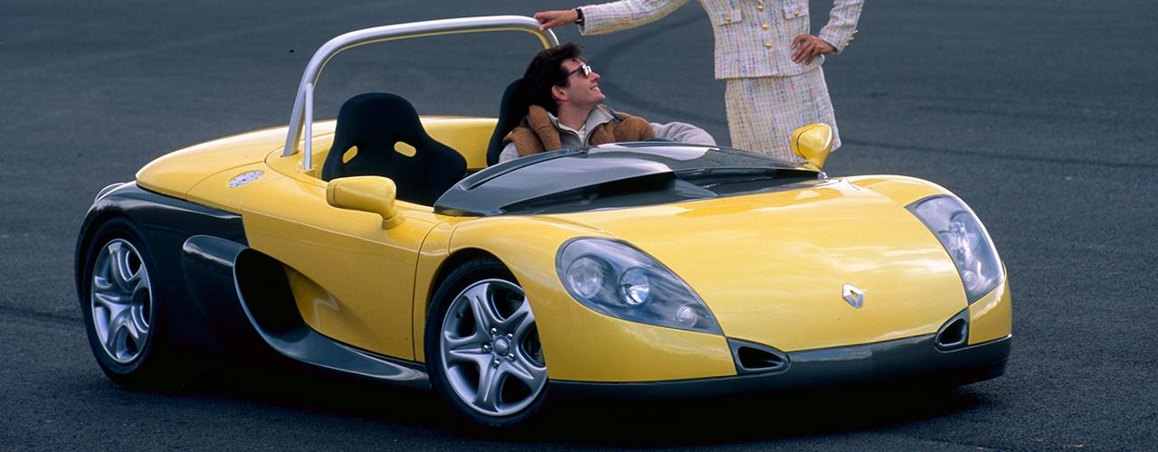 1995 Renault Sport Spider, Foto: Renault