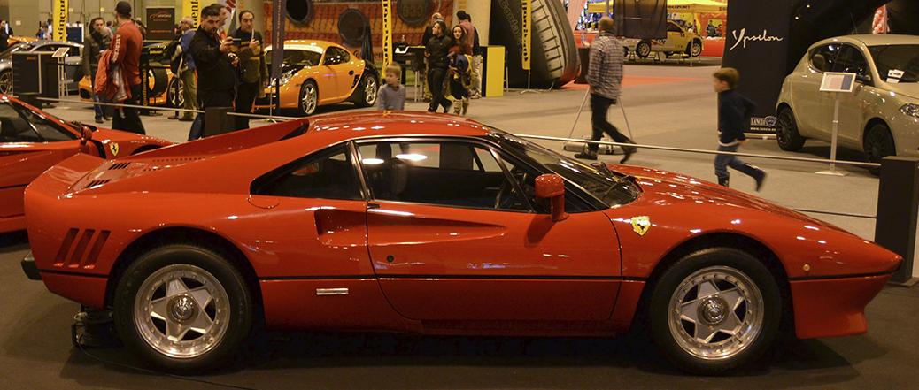 Ferrari 288 GTO, Foto: Aaron Castellano - Madrid Motor Days, Diciembre de 2013