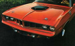 Foto: Shaker Hood. Recorte del catálogo de 1971