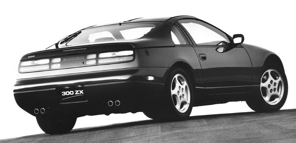 300 ZX, Foto de Nissan