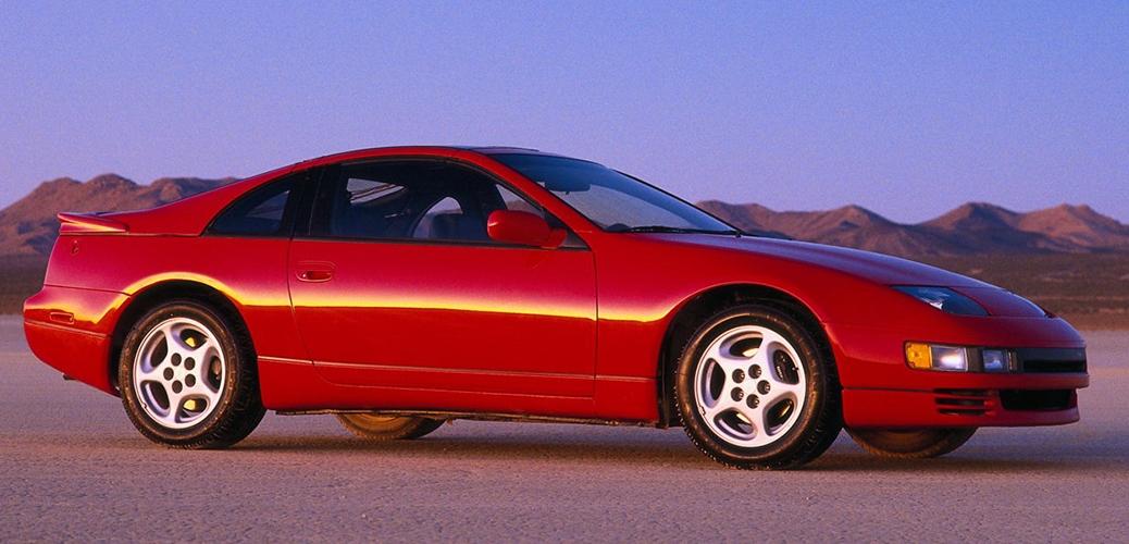 300ZX, foto de Nissan