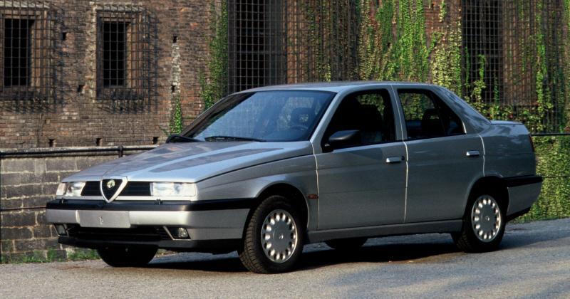 Foto: Alfa Romeo. 1.8-2.0 Twin Spark 1992