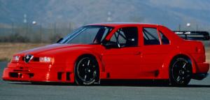 Foto: DTM. 155 2.5 V6 TI. Alfa Romeo