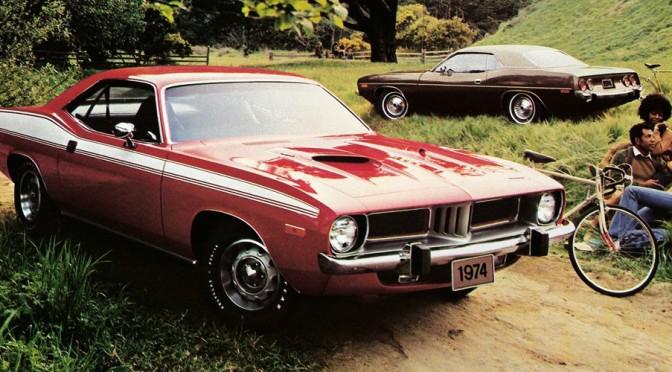 """<span class=""""entry-title-primary"""">Plymouth Barracuda Serie 3, 1970-1974</span> <span class=""""entry-subtitle"""">Coupé / Descapotable de 2 puertas obra de John E. Herlitz</span>"""