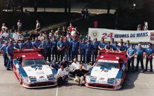Foto: Steve Millen Racing History