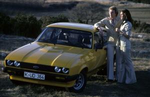 Ford Capri Mk3 1.6L, Foto: Ford Motor Company