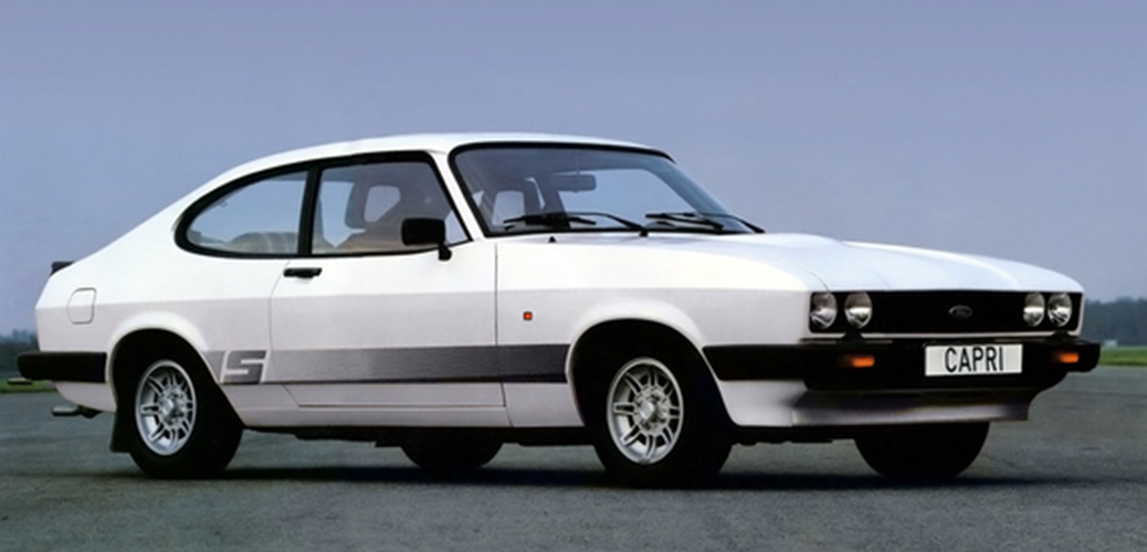 Foto: Capri S, Ford Motor Company