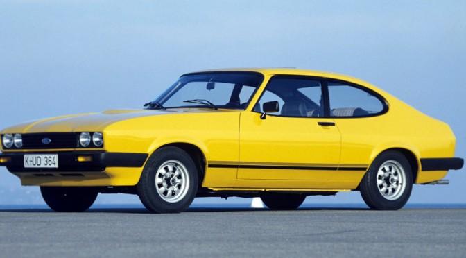 "<span class=""entry-title-primary"">Ford Capri Mk3, 1978-1986</span> <span class=""entry-subtitle"">Coupé de 2 puertasobra de Uwe Bahnsen</span>"
