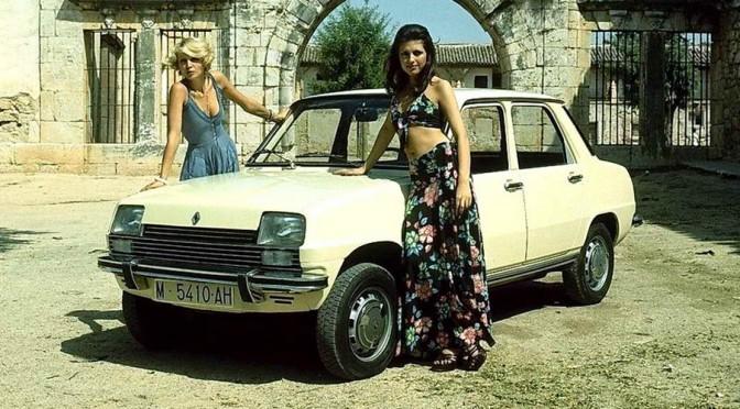 """<span class=""""entry-title-primary"""">Renault Siete / 7, 1974-1982</span> <span class=""""entry-subtitle"""">Sedán de 4 puertas obra de Michel Boué</span>"""