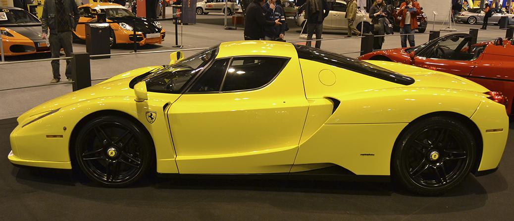 Ferrari Enzo. Foto: Aaron Castellano – Madrid Motor Days, Diciembre de 2013