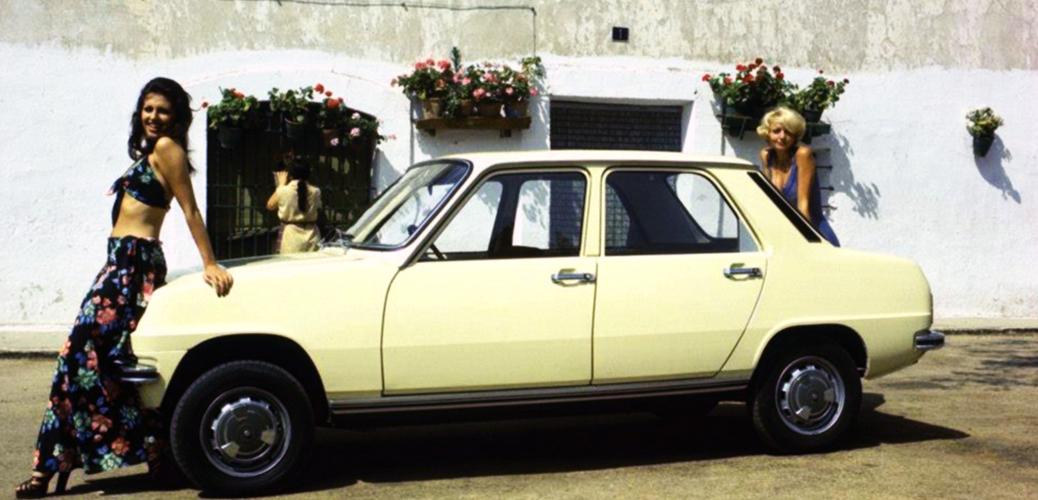 Renault 7/Siete Foto: Media Renault