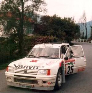San Remo 1986. Alessandrini-Alessandrini. origen desconocido.