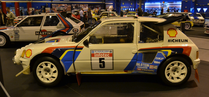 Foto: Evolution 2. Aaron Castellano – Madrid Motor Days, Diciembre de 2013