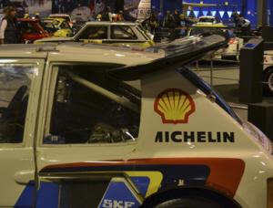 Foto: Aaron Castellano – Madrid Motor Days, Dic. de 2013