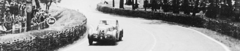 24 Horas de Le Mans de 1939. Bentley Corniche