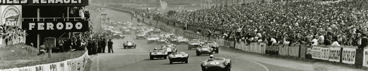 24 Horas de Le Mans de 1959 Foto: Aston Martin
