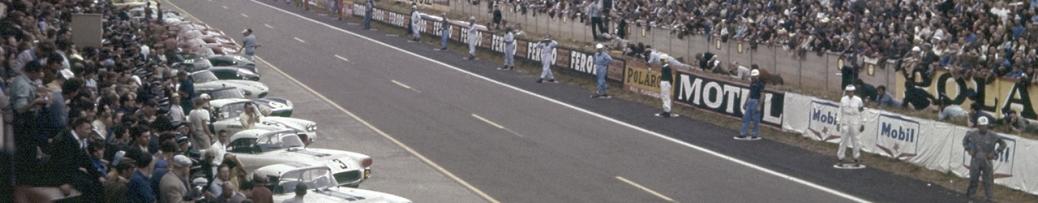 24 Horas de Le Mans de 1960 Foto: Chevrolet