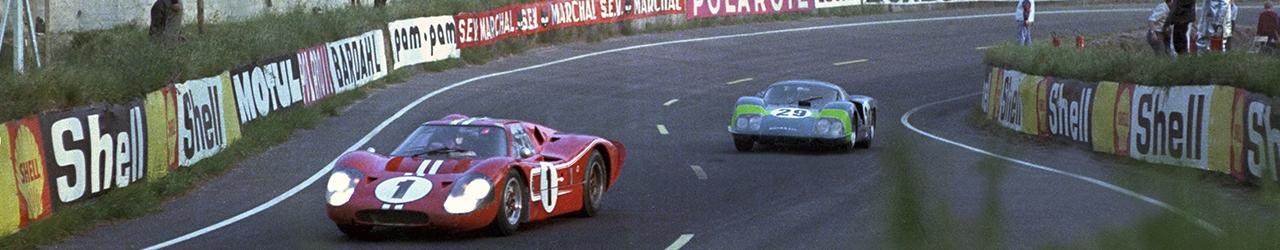 24 Horas de Le Mans de 1967, Ford Motor Company