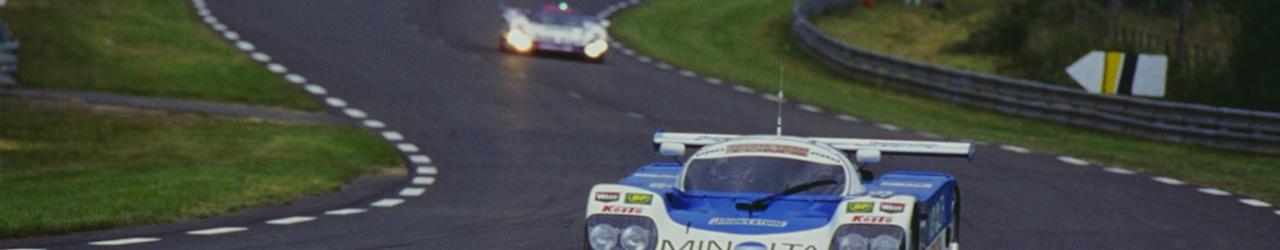 24 Horas de Le Mans de 1990, Foto: Toyota