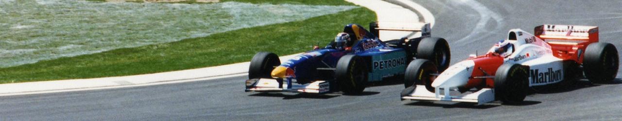 Fórmula 1 1996, Salida Gran Premio de San Marino, Foto: Restu20, Creative Commons 2.0