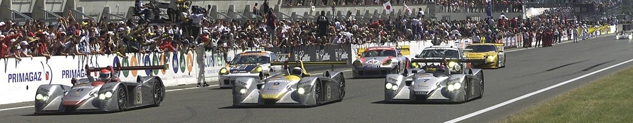 24 Horas de Le Mans de 2000, Foto: Audi