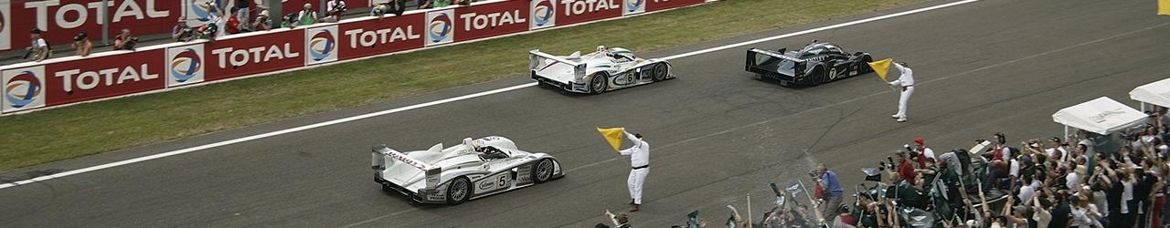24 Horas de Le Mans de 2003, Foto: Audi
