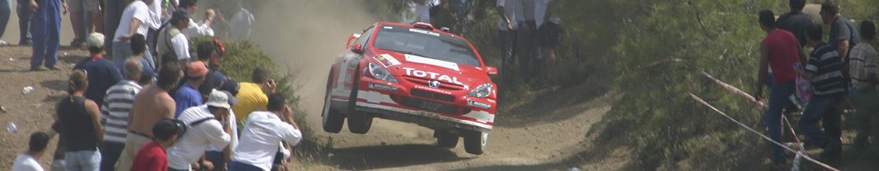 WRC 2004, Rally de Chipre, Gronholm, Foto: Leonid Mamchenkov CC