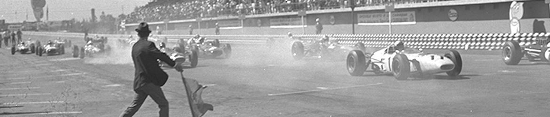 Fórmula 1 1965, Foto: Honda
