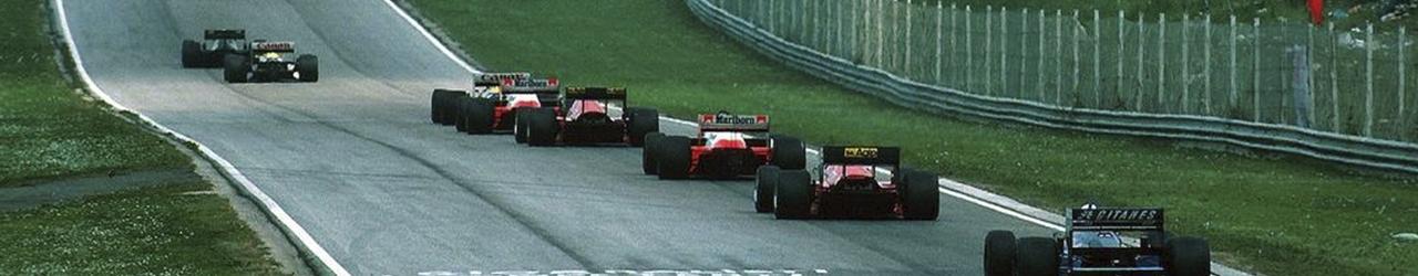 Fórmula 1 1986, Gran Premio de San Marino, Dominio público