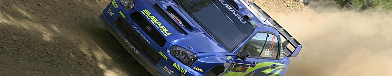 WRC 2005, Rally de Chipre, Solberg, Foto: Leonid Mamchenkov CC