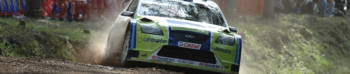 WRC 2006, Rally de Japon 2006. Attribution 2.0 Generic (CC BY 2.0) by Oisa