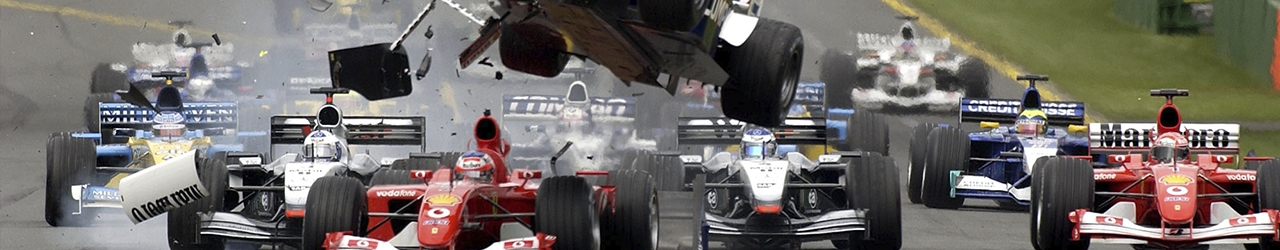Fórmula 1 2002, Salida del Gran Premio de Australia 2002, Foto: Ferrari