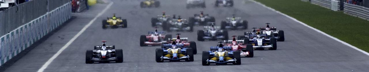 Salida del Gran Premio de Malasia 2003, Fórmula 1 2003, Foto: Ferrari