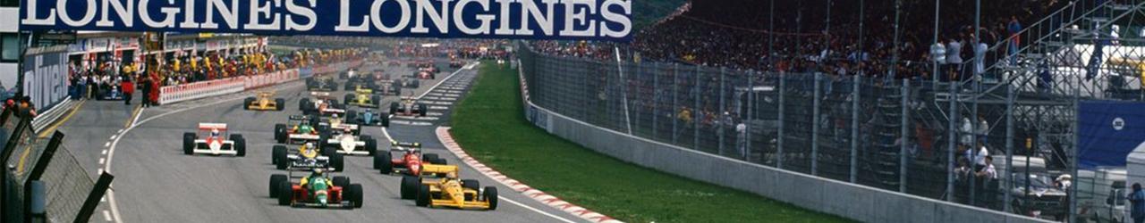 Fórmula 1, Gran Premio de San Marino 1988