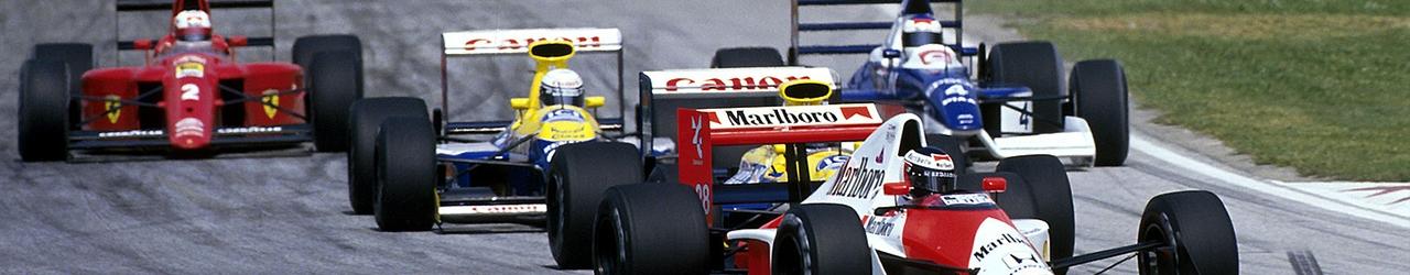 Fórmula 1 1990, Gran Premio de San Marino