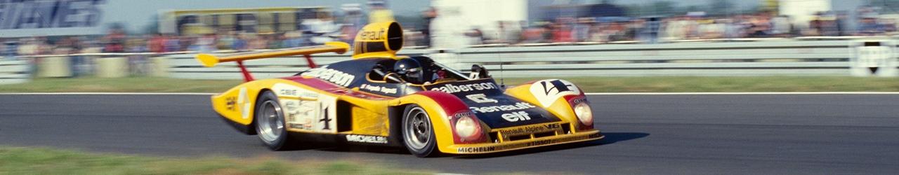 Renault Alpine A442A, Le Mans, 1978, Foto: Renault