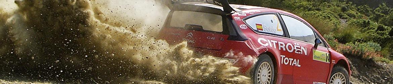 WRC 2007. Dani Sordo en el Acrópolis, Foto: Snoopersen Attribution 2.0 Generic (CC BY 2.0)