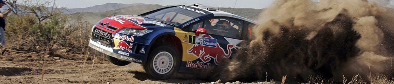 WRC 2009, Rally de Argentina, Foto: Redbull