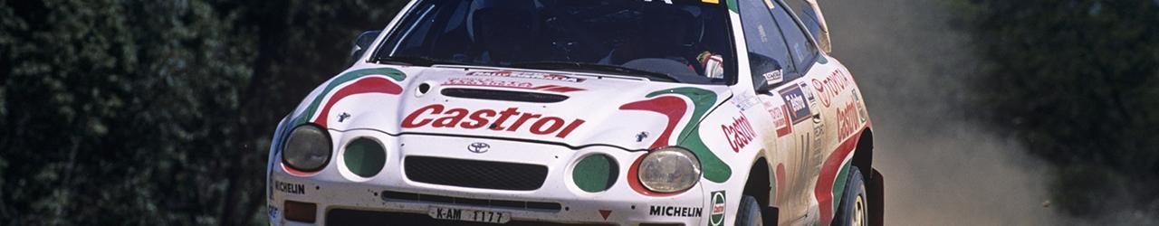 WRC 1995, Toyota Celica GT86 en el Rally de Australia, Foto: Toyota Motosport GmbH