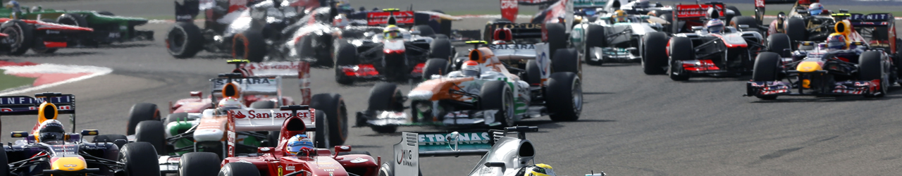Salida Gran Premio de Bahrein 2013, Foto: Mercedes
