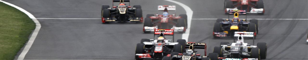 Gran Premio de China de 2012, Salida, Foto: Mercedes GP